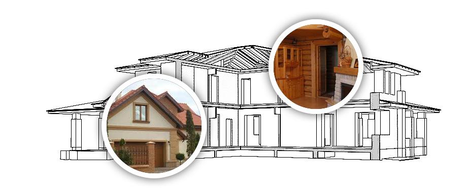 Ремонт частных домов